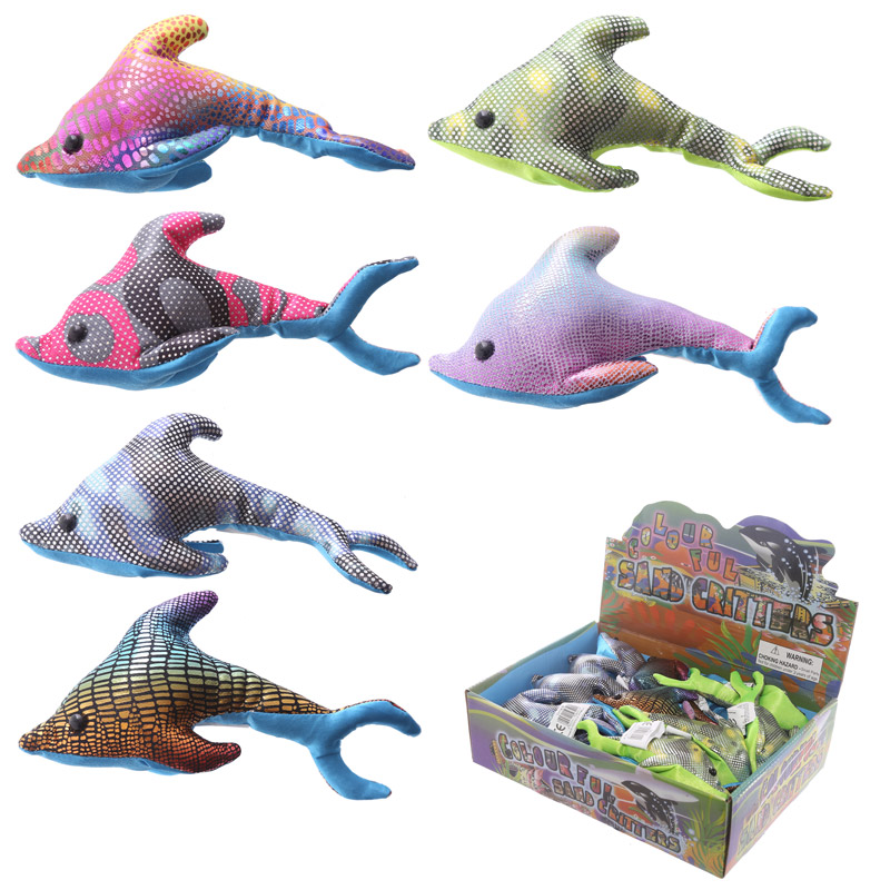 Cute Collectable Dolphin Design Sand Animal