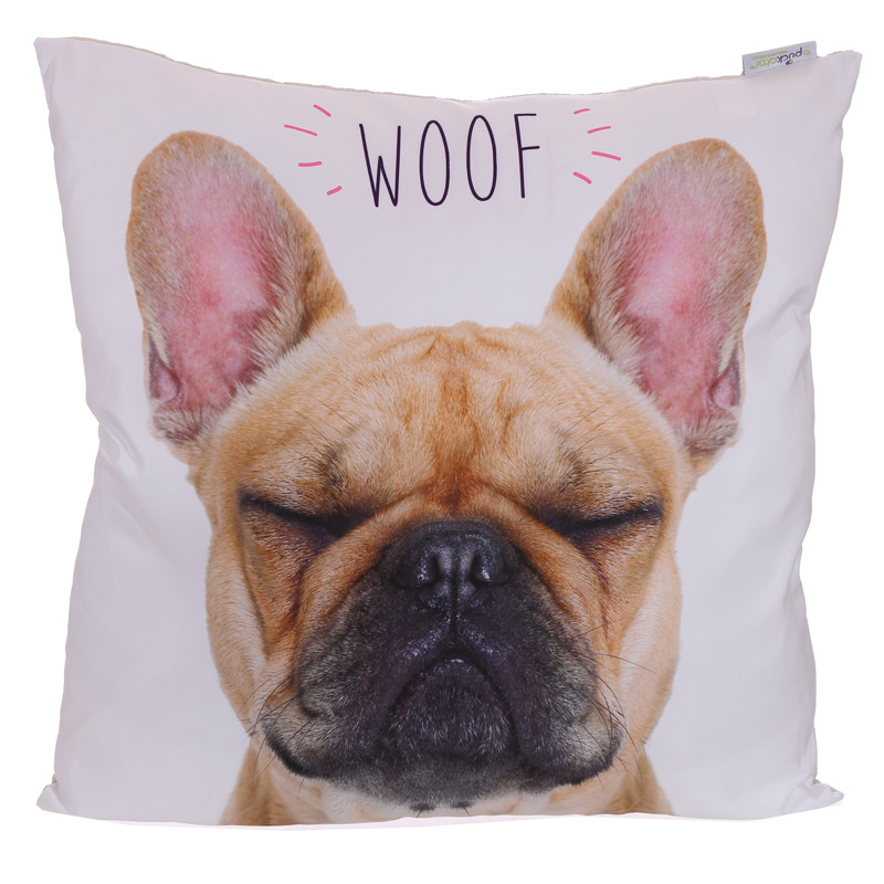 Decorative French Bulldog Cushion