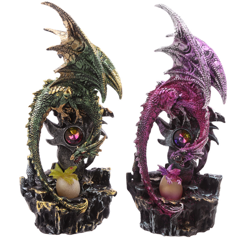 Sword Mother Dark Legends Dragon Figurine