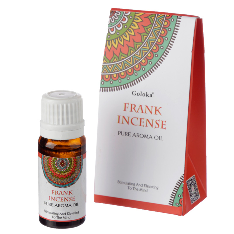 Goloka Fragrance Aroma Oils - Frankincense 10ml