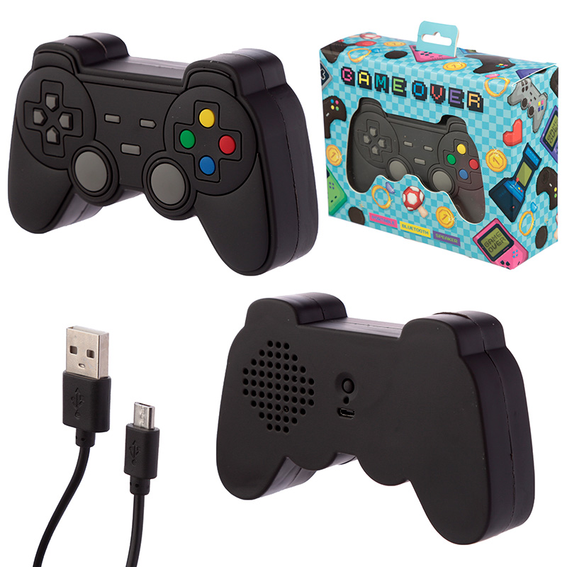 Portable Bluetooth Speaker - Game Controller