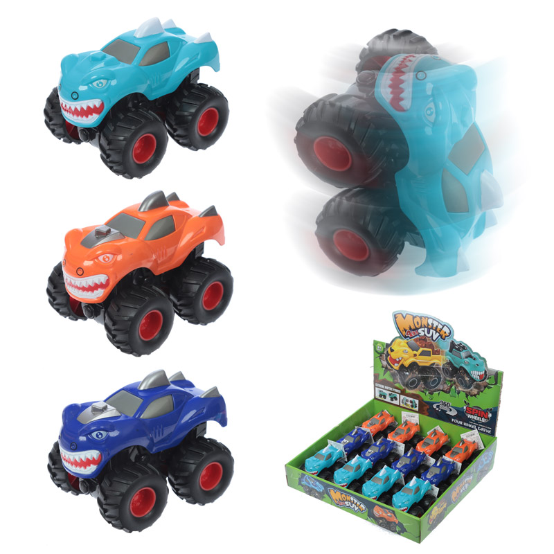 Fun Kids Shark SUV Toy