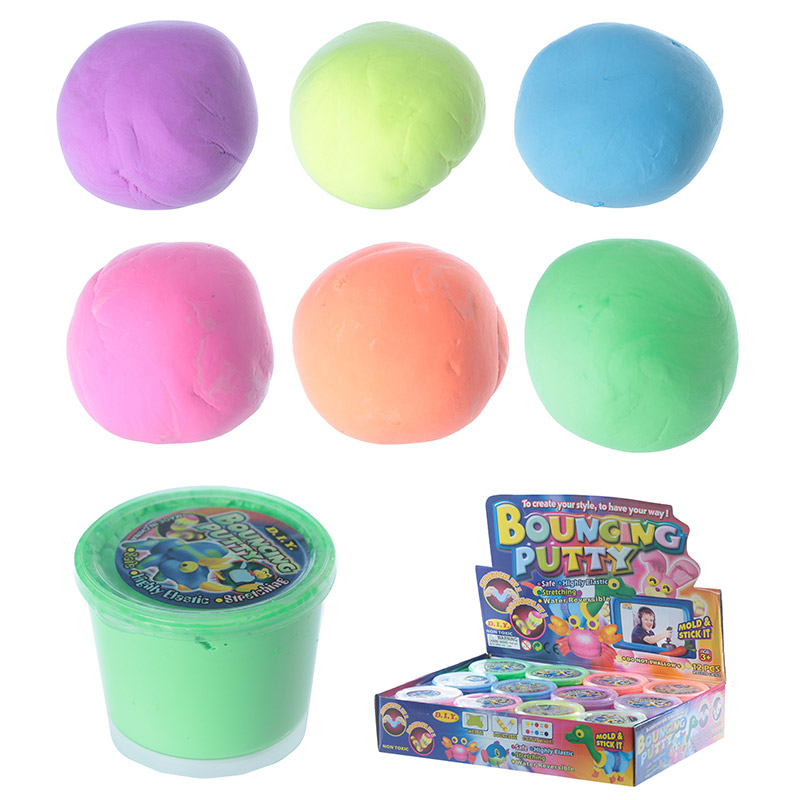 Fun Kids Bouncing Putty